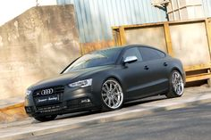 Senner Tuning takes on the Audi S5 Sportback