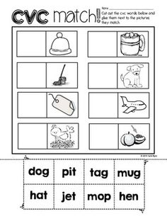 Print and Go! Winter Math and Literacy (NO PREP) ~ Save your self some precious… Kindergarten Morning Work, Kindergarten Language Arts, Kindergarten Worksheets, Kindergarten Classroom, Literacy Worksheets, Classroom Ideas, Student Teaching, Teaching Reading, Word Reading