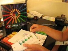 How To Organize Your Prismacolor Colored Pencils