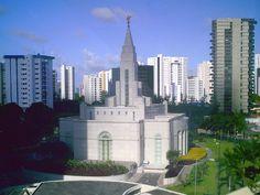 lds temples | Recife Brazil LDS (Mormon) Temple Photograph Download #6