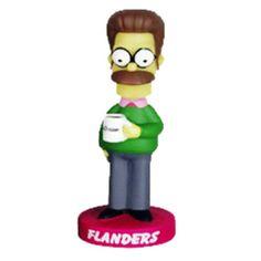 Simpsons Ned Flanders Wacky Wobbler http://popvinyl.net #funko #funkopop #popvinyl