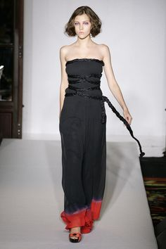 Cher Michel Klein at Paris Fashion Week Spring 2009 - Livingly