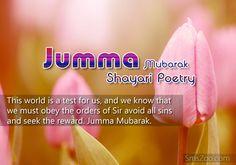 Jumma Mubarak Shayari Poetry