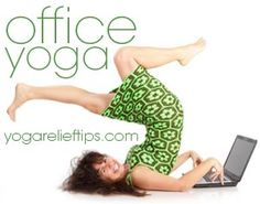 Office Yoga: Easy Chair Yoga Exercises