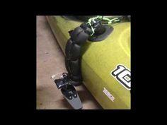 Old Town Vapor 10 Angler & Garmin Striker 4DV - YouTube