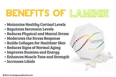 Laminine is the Perfect Supplement. Protein, Serotonin Levels, Muscle Tone, Cortisol, Stem Cells, Tags, Read More, Healthy Skin, Insta Like