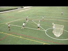 Ropes Video Shooting Space - Girls' & Women's Lacrosse - YouTube