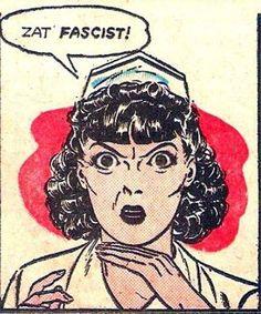 Zat fascist!
