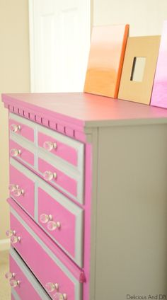 Chest of Drawer Over