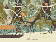 Mustard by Ian Samuels, illustrated by Chris Turnham Comic Books Art, Book Art, Bg Design, Children's Book Illustration, Animal Illustrations, Easy Drawings, Painting & Drawing, Childrens Books, Sketches