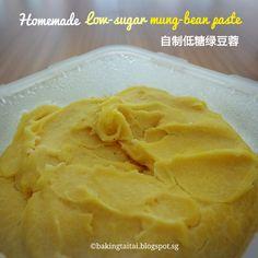 Baking Taitai 烘焙太太: mung/green bean 绿豆