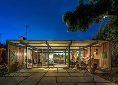 Un centenario stupefacente restaurato da Case Study Architetto Craig Ellwood chiede $ 800K a San Diego - Foto 9 di 9 -
