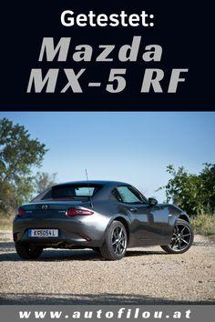 Der Mazda RF Revolution Top im Test! Mazda Mx 5, Mazda Miata, Lupe, Revolution, Simple, Women's, Revolutions