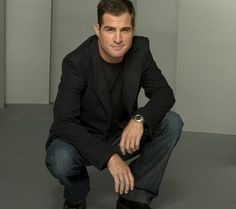 "George Eads, totally doesn't look like a George... ""Hellooo Nicky"" ;-)"