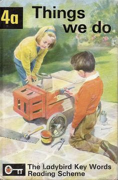 THINGS WE DO Vintage Ladybird Book by My Vintage Ladybird Books, via Flickr