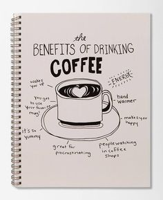 Benefits of coffee drinking (Perfecto's)