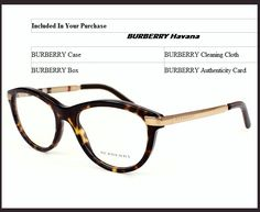af7613b099cf New BURBERRY Eyeglass Frames BE 2161Q 3002 Havana Women 100% Authentic W   Case