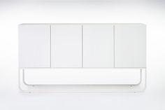New York Sideboard in Soft Grey