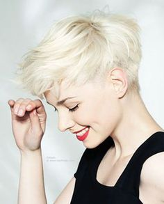 Pixie Hair for Women Undercut