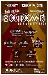 Mr. Motown Gary Martin