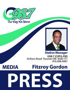 Service: Graphic Design - Press Pass for Mr. Management, Graphic Design, Visual Communication