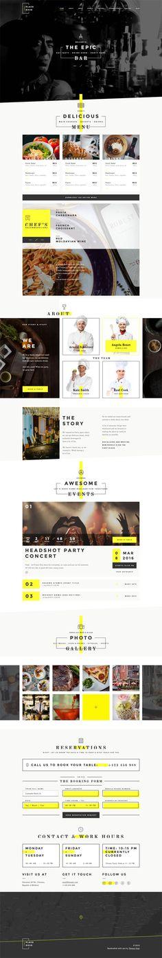 BarDojo - Epic Bar & Restaurant WordPress Theme #bestfor2017 #wordpressthemes #css3 #framework #html5 #responsivedesign