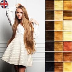 Finest-Quality-Full-Head-Remy-Clip-In-Human-Hair-Extensions-Real-Hair-Extension
