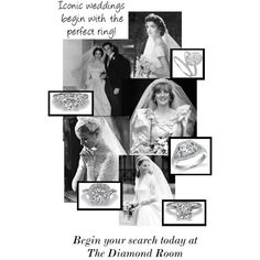 """""""Iconic Weddings"""" by the-diamond-room on Polyvore"""