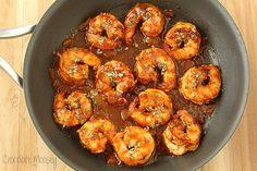 Spicy Beer Shrimp