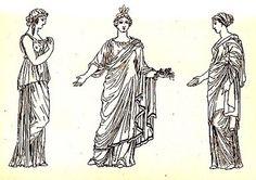 Cuando el poder de Roma estaba en su punto culminante, su forma de vestir influyó en la de las gentes de Hispania, Britania y Germania. Pero la indumentaria Romana había recibido influencias de la ropa de los etruscos y los griegos.