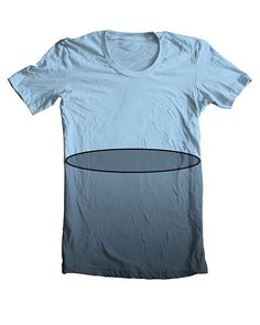 Is this t-shirt half full or half empty?