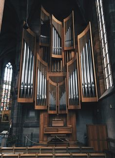 Very fancy Organ in Nuremberg. What do you think? : photocritique