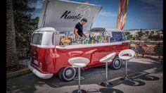Foodtruck en combis Vanettes VW sedan FT