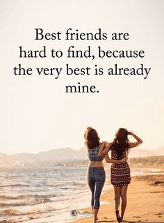 Friends Quotes Best friends are hard to find, because the very best is alre Best Friends Quotes Best friends are hard to find, because the very best is alre. -Best Friends Quotes Best friends are hard to find, because the very best is alre. Best Friend Quotes Funny, Besties Quotes, Girlfriend Quotes, Girl Quotes, Funny Quotes, Bestfriend Quotes For Girls, Thanks Friend Quotes, Qoutes About Best Friends, Bffs