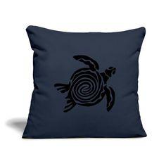Ocean Lovers | Schildkröte - Sofakissenbezug 44 x 44 cm Baby Accessoires, Throw Pillows, Pillow Fight, Scubas, Gifts, Ideas, Toss Pillows, Cushions, Decorative Pillows