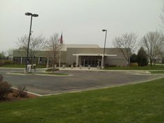 PT BOISE IDAHO. ONE OF THE FEDERAL BUILDINGS. APR 15 US FLAG.