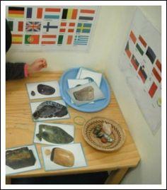 Teaching Geography in the Montessori Classroom. - Montessori Nature