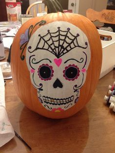 """decorate pumpkin """"without carving"""" - Google Search"""