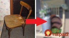 Chystala som sa vyhodiť starú stoličku: Stačilo vidieť tento nápad a hneď som zmenila názor – toto treba vidieť, fantastické riešenia! Dining Chairs, Furniture, Home Decor, Decoration Home, Room Decor, Dining Chair, Home Furnishings, Home Interior Design, Dining Table Chairs