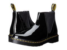 Støvler Dr. Martens Bianca Low Shaft Zip Chelsea Dame