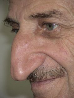 """They always talk about Espinoza's nose so this is how I picture it. """"'They refer to him as 'hard-nosed.'"""" pg97"""