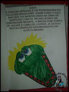 Projeto Monteiro Lobato - Cuca