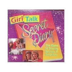 hehehe I had this game and the girl talk phone... I LOVED it!!!