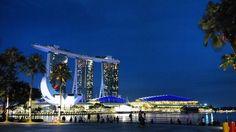 View #singapore #marina #buildings #likeforfollow #likeforlike