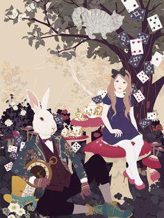 Interesting illustration by #MariKatogi