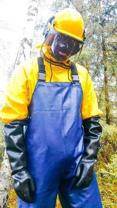 Oljehyre Wellies Boots, Rubber Gloves, Rain Gear, Military Gear, Pvc Vinyl, Work Wear, Latex, Overalls, Menswear
