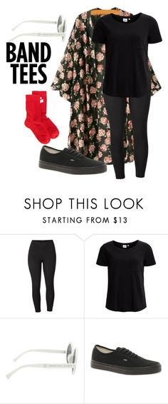 """Tyler Joseph's Stupid Kimono"" by win-ters ❤ liked on Polyvore featuring Venus, Object Collectors Item, Hot Topic, Vans, Isabel Marant, bandtees and plus size clothing"