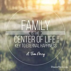 21 uplifting quotes from Elder L. Tom Perry