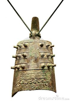 Classical Chinese bell