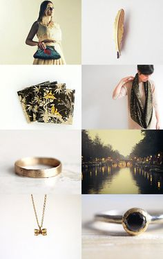 Oh my gold! by eu on Etsy--Pinned with TreasuryPin.com